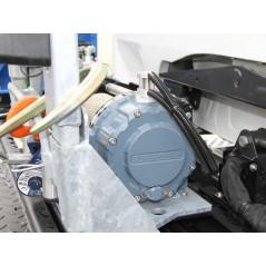 Débrayage pneumatique pour treuil SL8